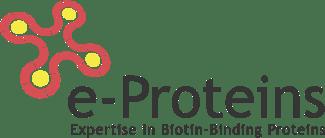 e-Proteins logo
